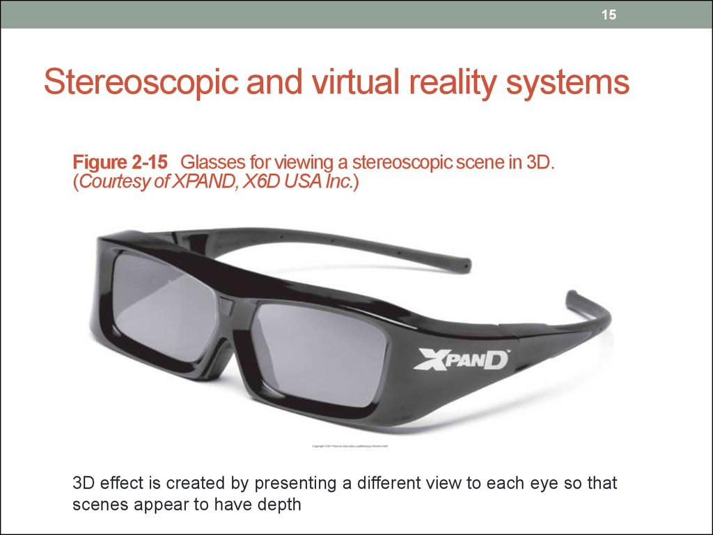 Stereoscopic and virtual reality systems
