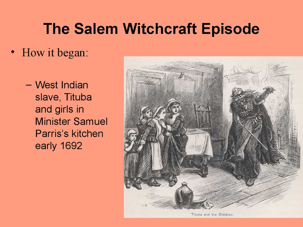 what caused the salem witch hunts The salem witch trials occurred in colonial massachusetts between 1692 and 1693 more than 200 people were accused of practicing witchcraft—the devil's magic—and 20 were executed.