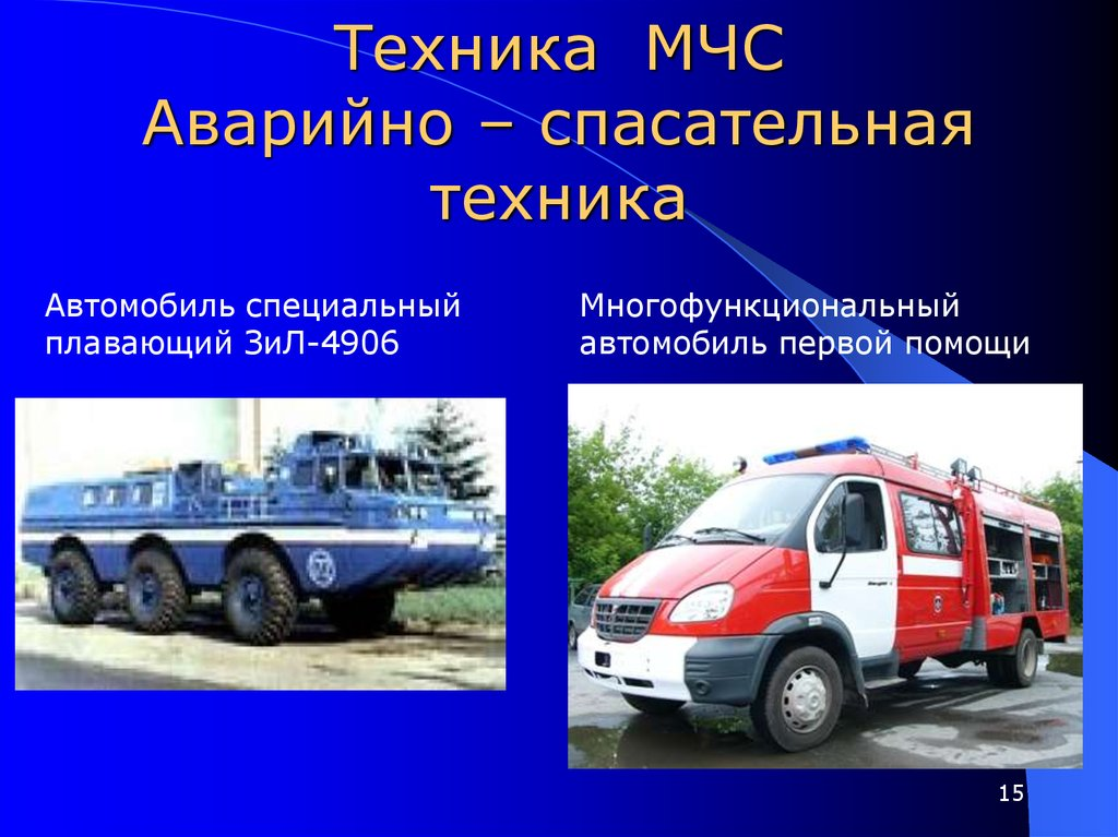 тема рефирата организационная эксплуотация пожарной и аварийно спасательной техники