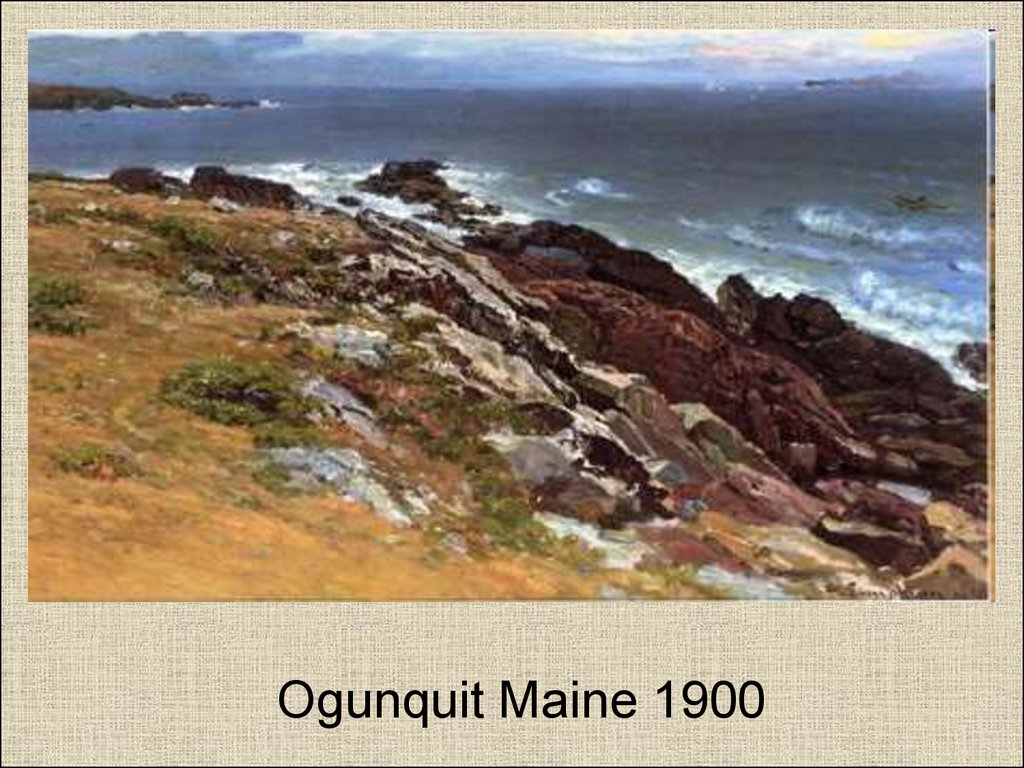 Ogunquit Maine 1900