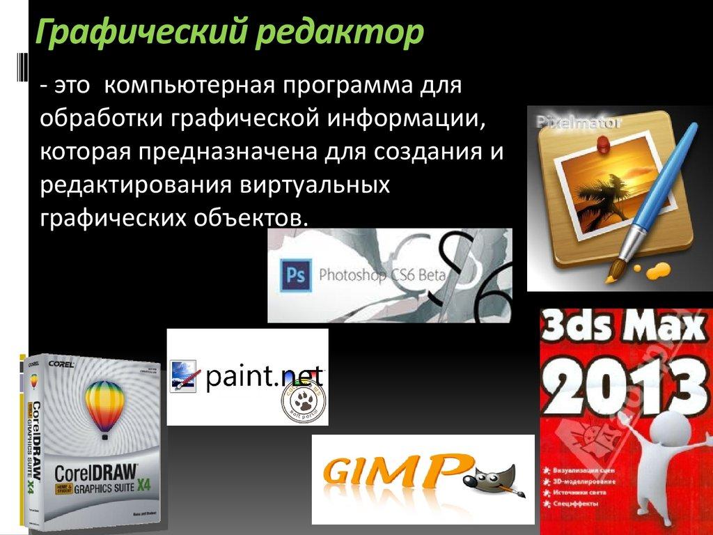 Приложение для создания графических фото