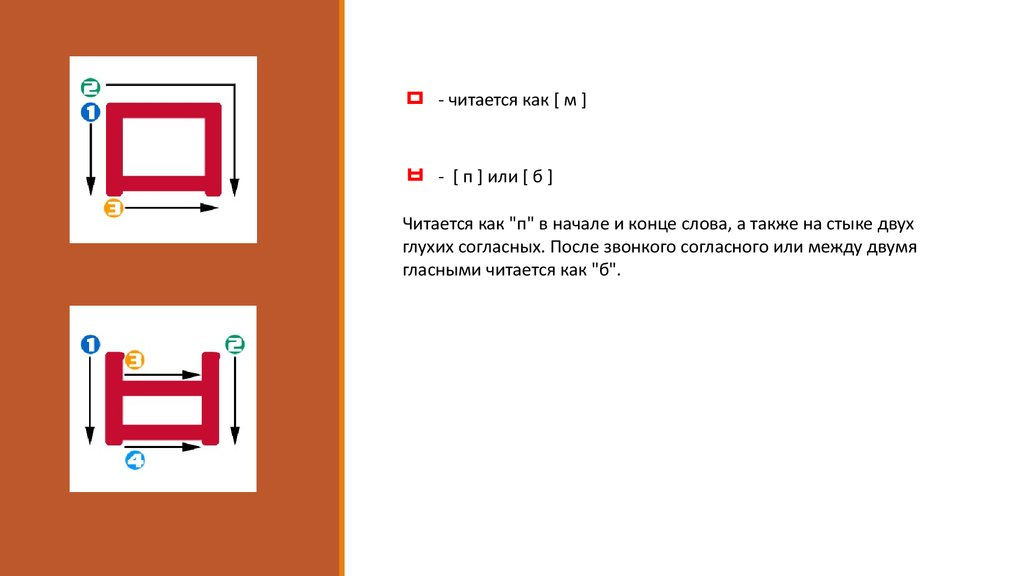 3f8a2251100 Согласные. Корейский язык. (Урок 3) - презентация онлайн