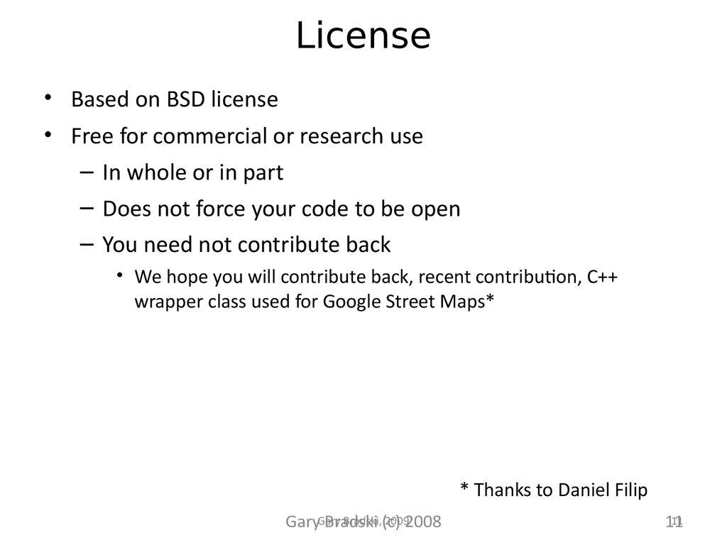 Opencv tutorial  (Lecture 2) - online presentation