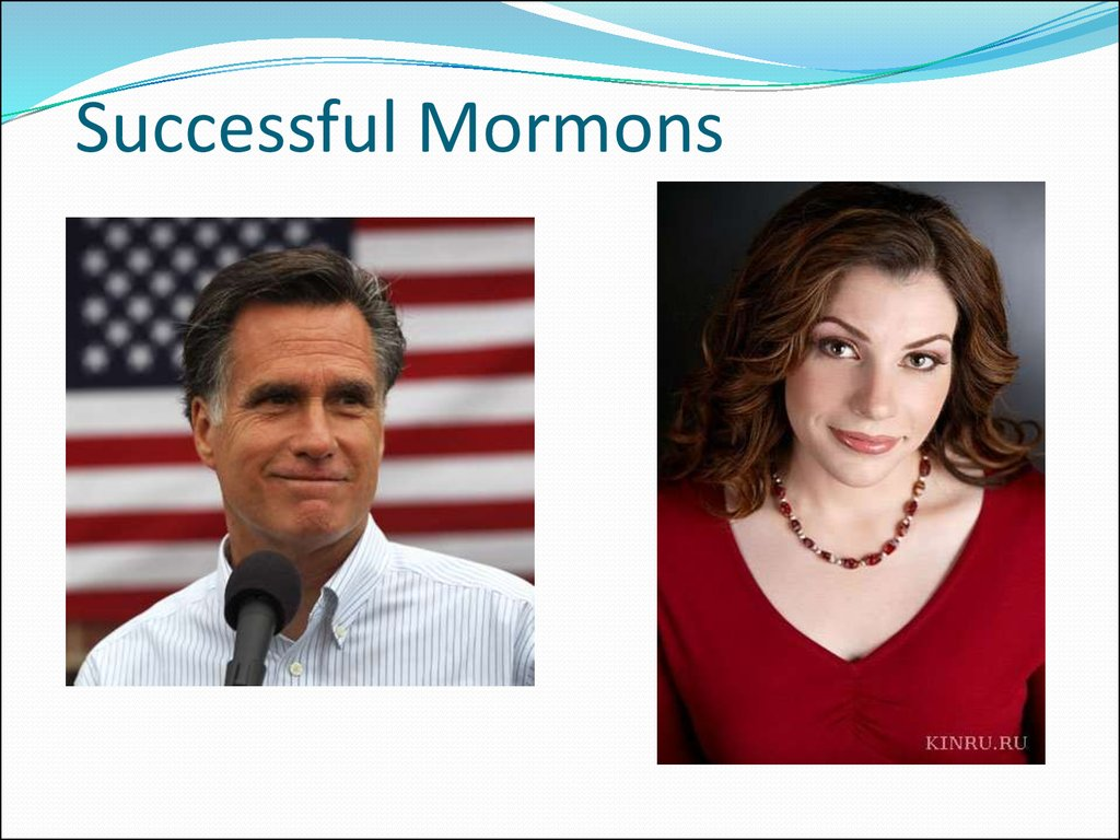 Successful Mormons