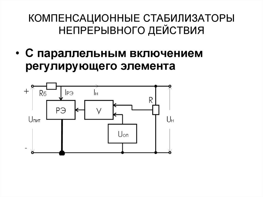 Стабилизаторы напряжения и тока классификация стабилизатор напряжения для домашнего компьютера