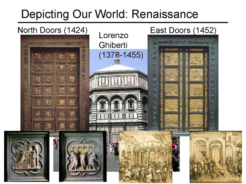 the world of rennaisance The impact of the renaissance on europe jacob burckhardt best describes the renaissance as the prototype of the modern world, for it was the period between the fourteenth and fifteenth century in italy, when the base of modern civilisation was formed.