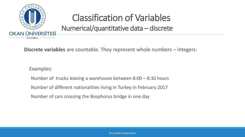 Types Of Data Categorical Data Week 2 1