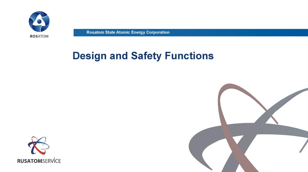 Design and Safety Functions