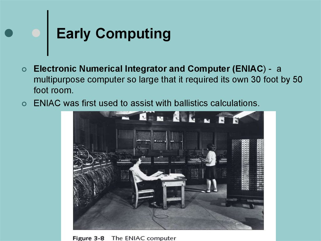Early Computing