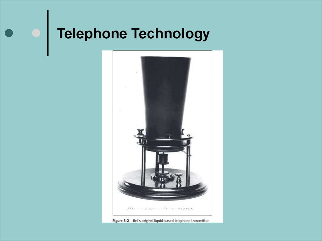 Telephone Technology