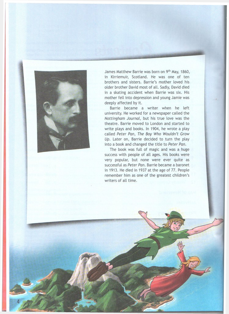 peter pan essay Strong essays: peter pan and james matthew barrie essay - peter pan is a timeless story written by jm barrie in the time leading up to him writing this story, he was a successful.