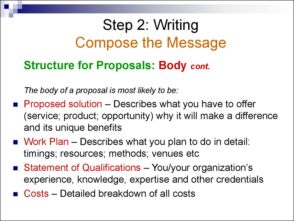 write conclusion term paper