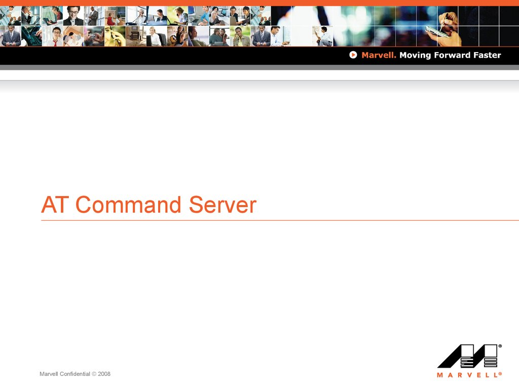 AT Command Server