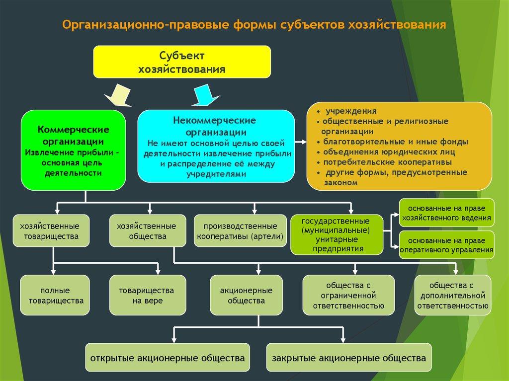 содержание функции и принципы финансов некоммерческих организации