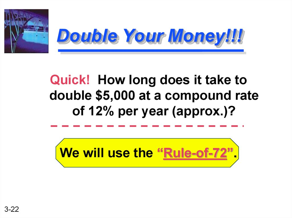 Double Your Money!!!