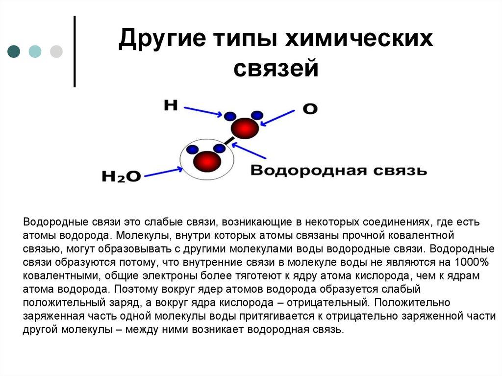 чего какие соединения могут образовывать водородную связь термобелья OLDOS