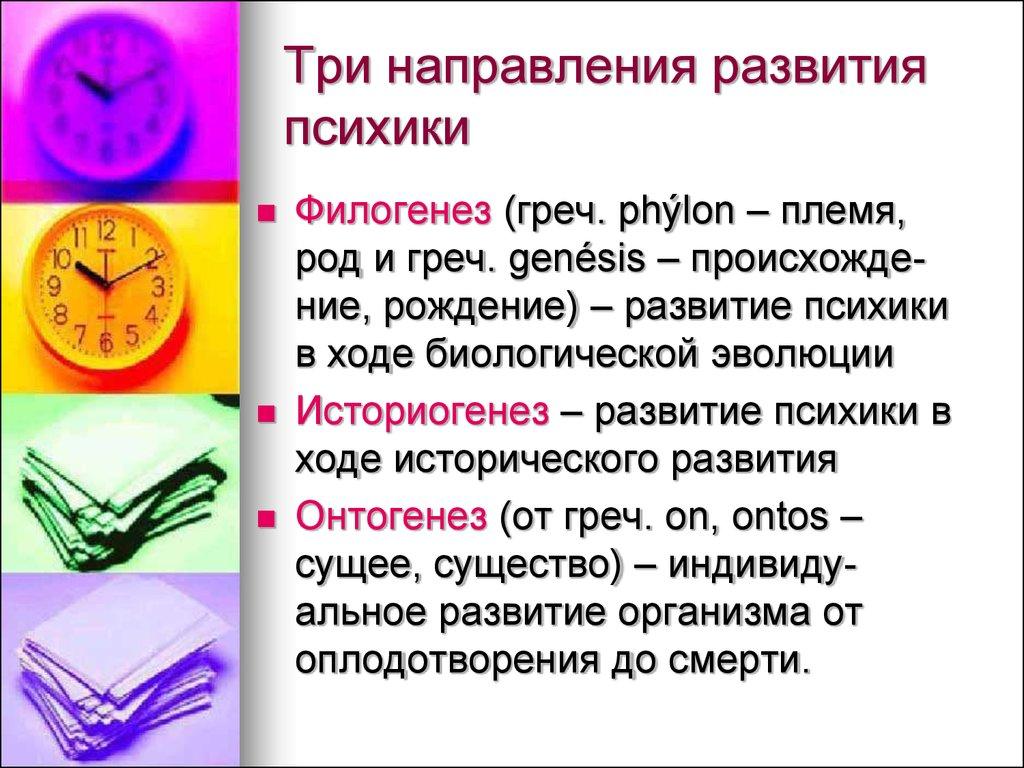 Филогенез и онтогенез реферат 3075