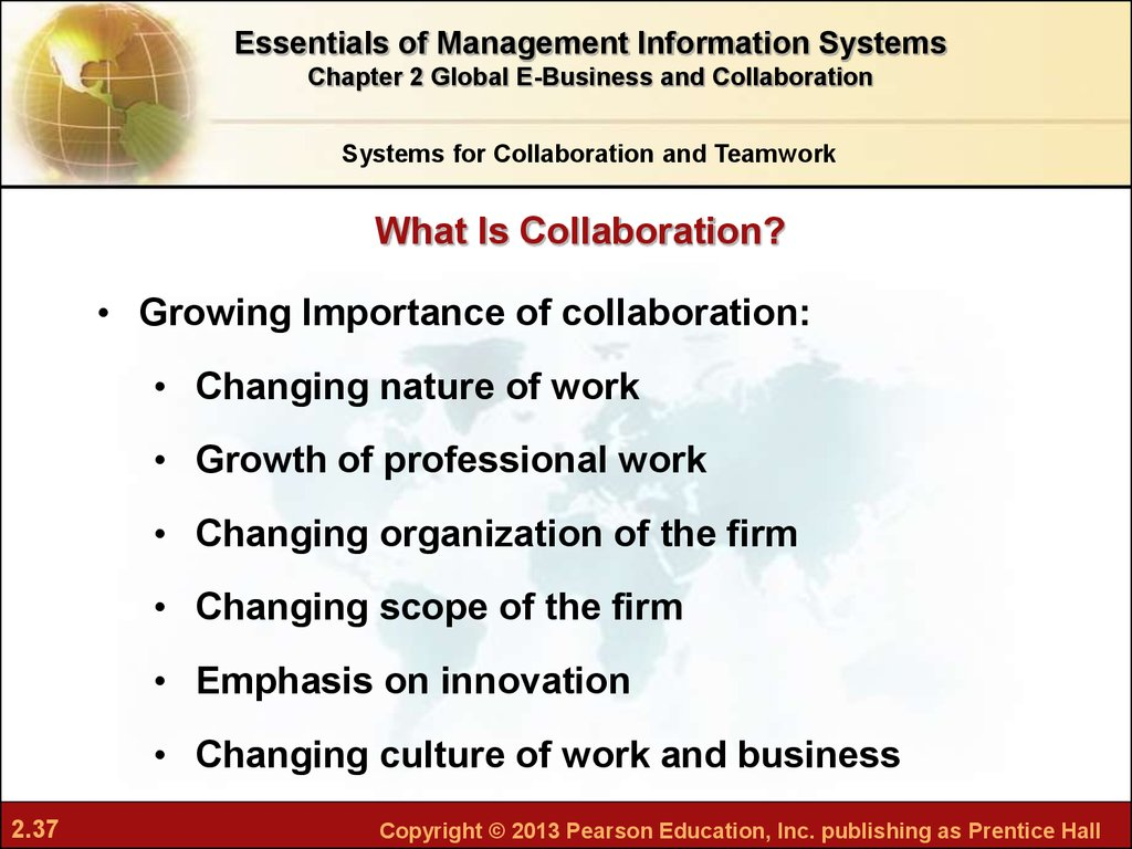 nature and scope of management information system A theory of theories in information systems school of business and information management of the nature of theory in information systems indicates that.