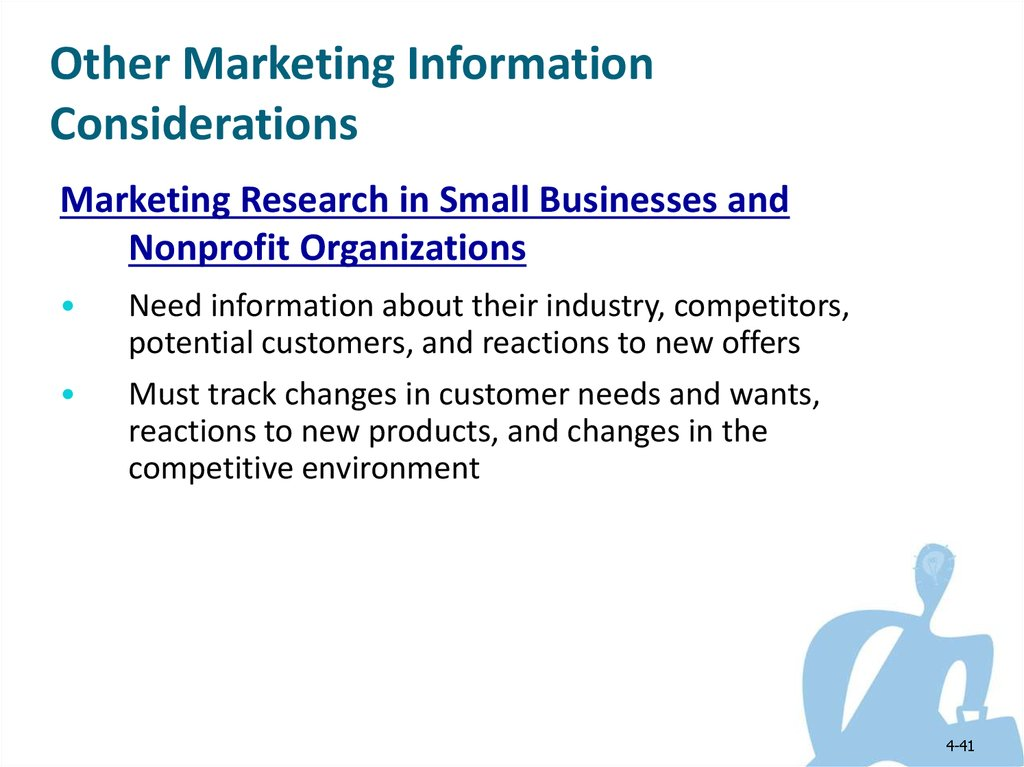 principles of marketing chapter 4 managing marketing information to gain customer insights, pearson