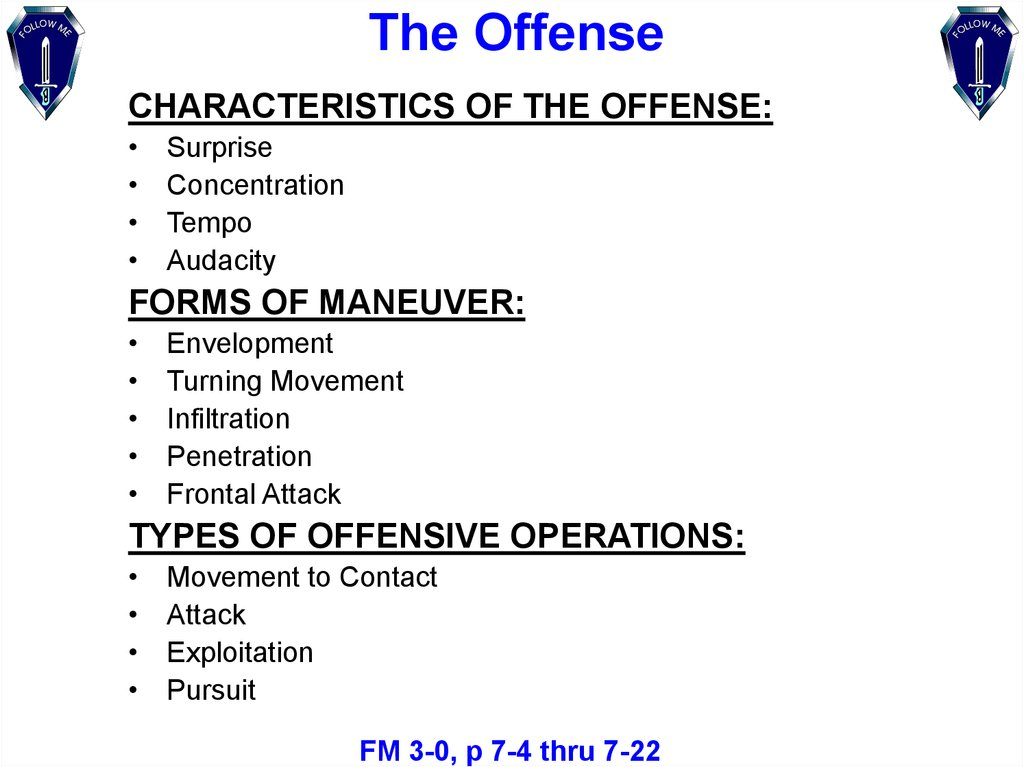 The Offense