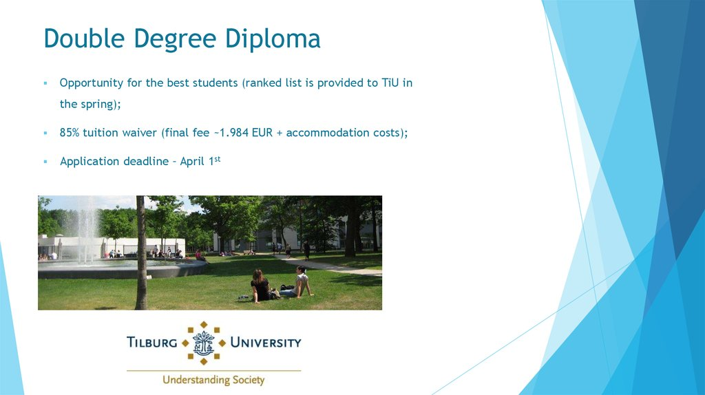 Double Degree Diploma