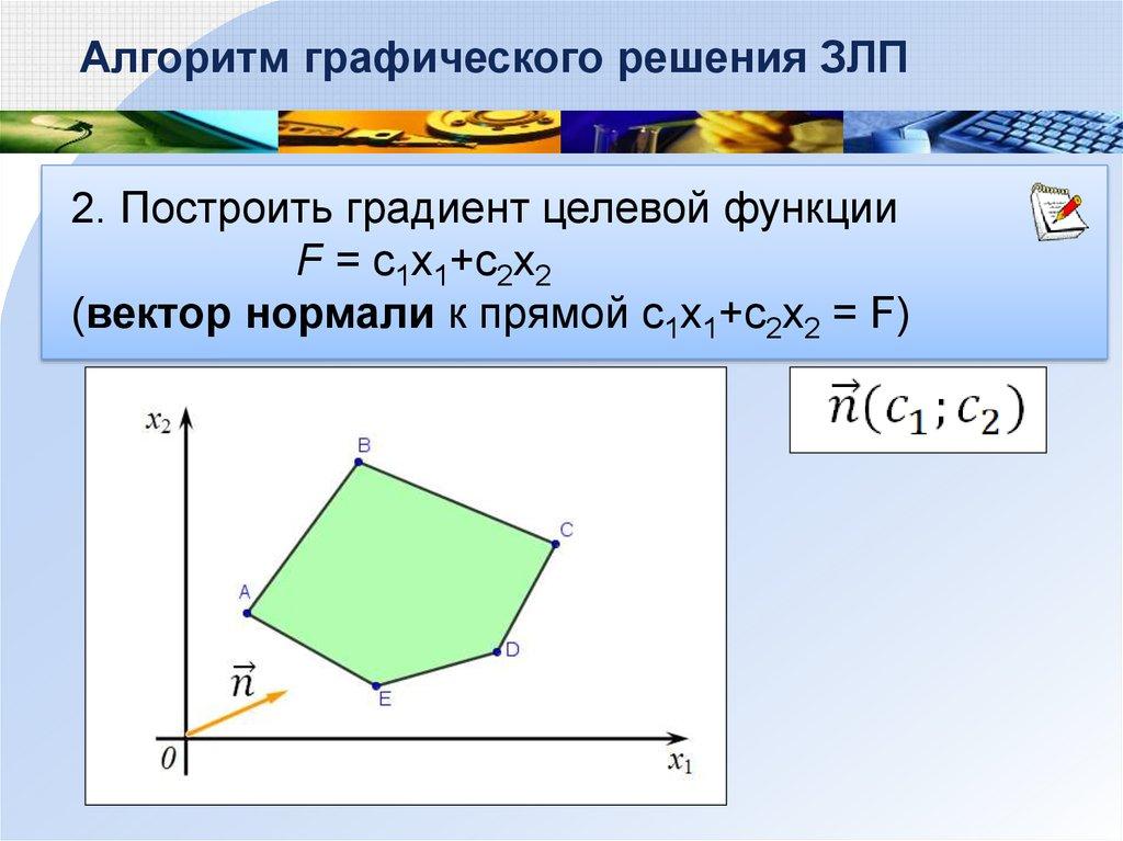 Вектор нормали решение задач построение дерева решений примеры решения задач