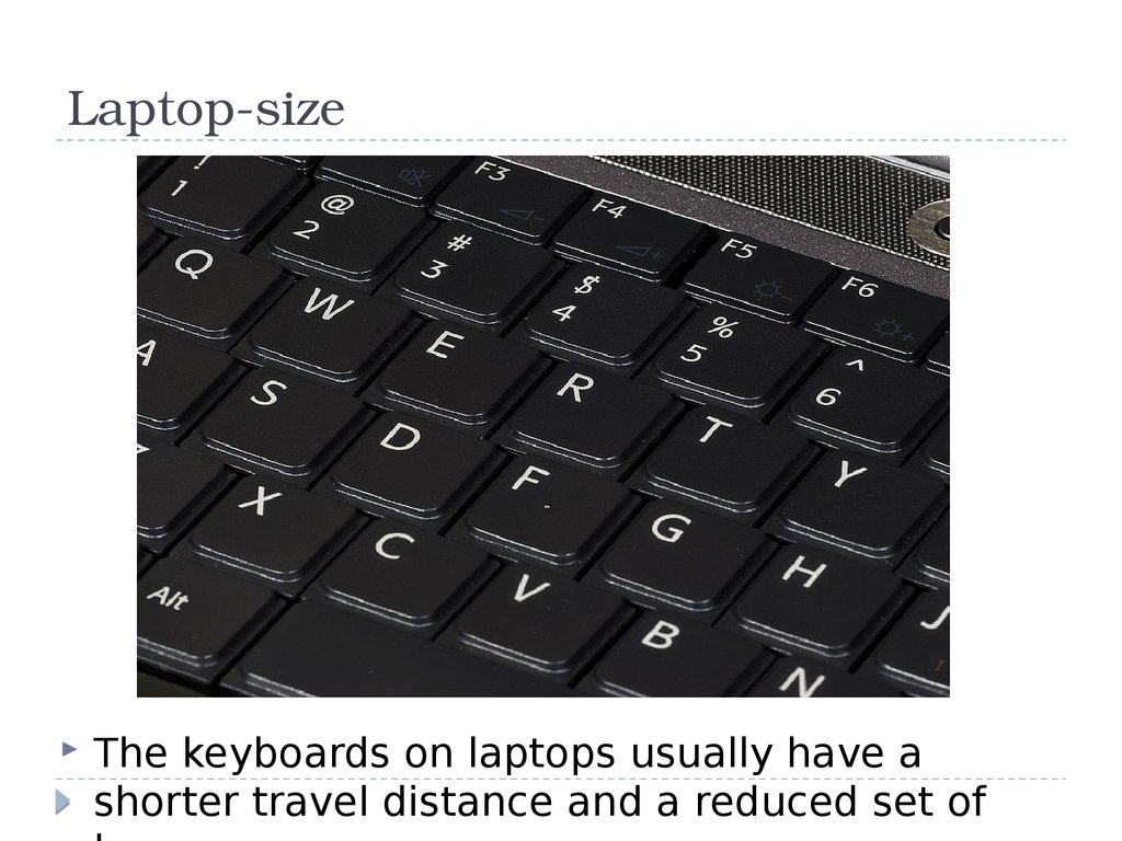 Laptop-size