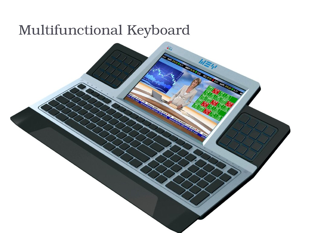 Multifunctional Keyboard