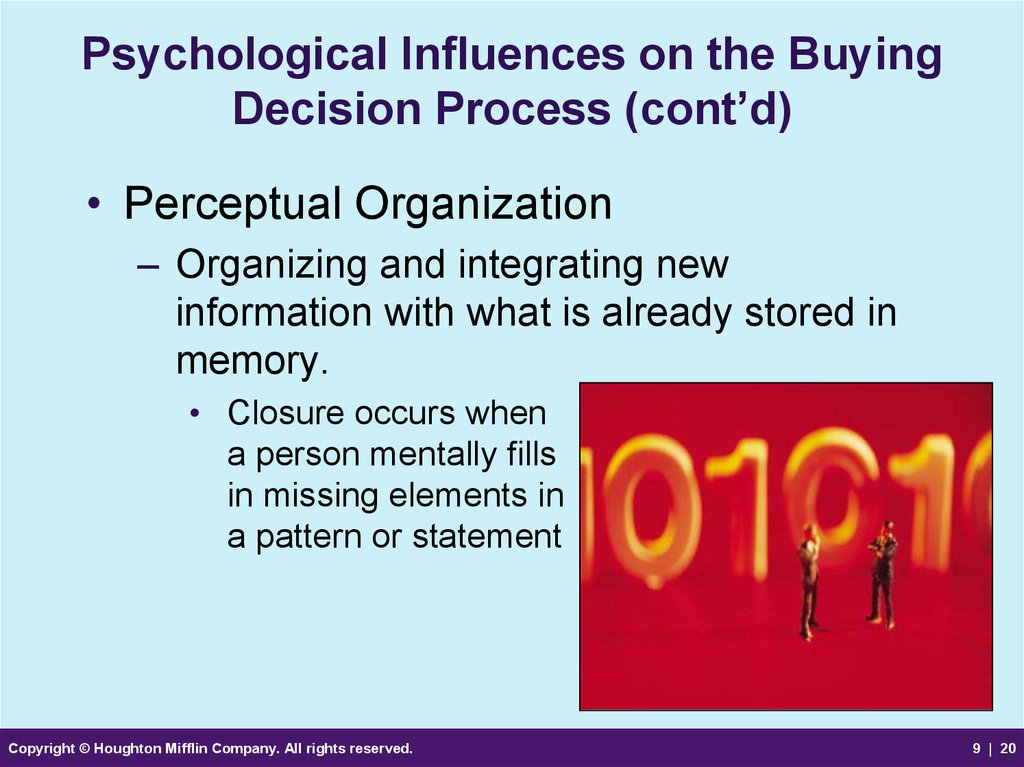 situational influences on purchasing behavior 10 factors that influence your purchase decisions behavioral economics  teaches us lessons on how consumers make  situational cues.