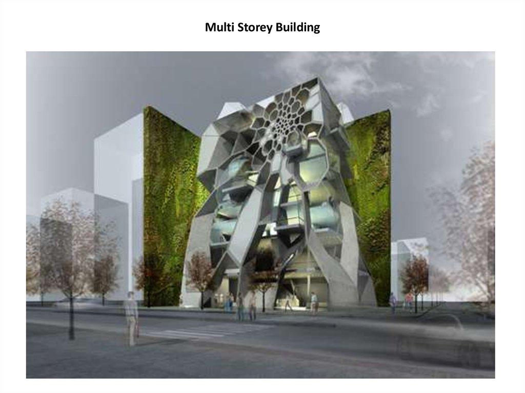 Multi Storey Building
