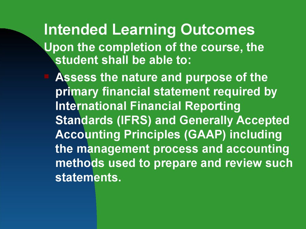 financial accounting ii Accounting plays a vital role as an information system for monitoring, problem solving and decision-making however, the first step is to generate and present information in a manner that is useful in recognition of this, the principles of financial accounting course focuses on the record-keeping and financial statement preparation process.