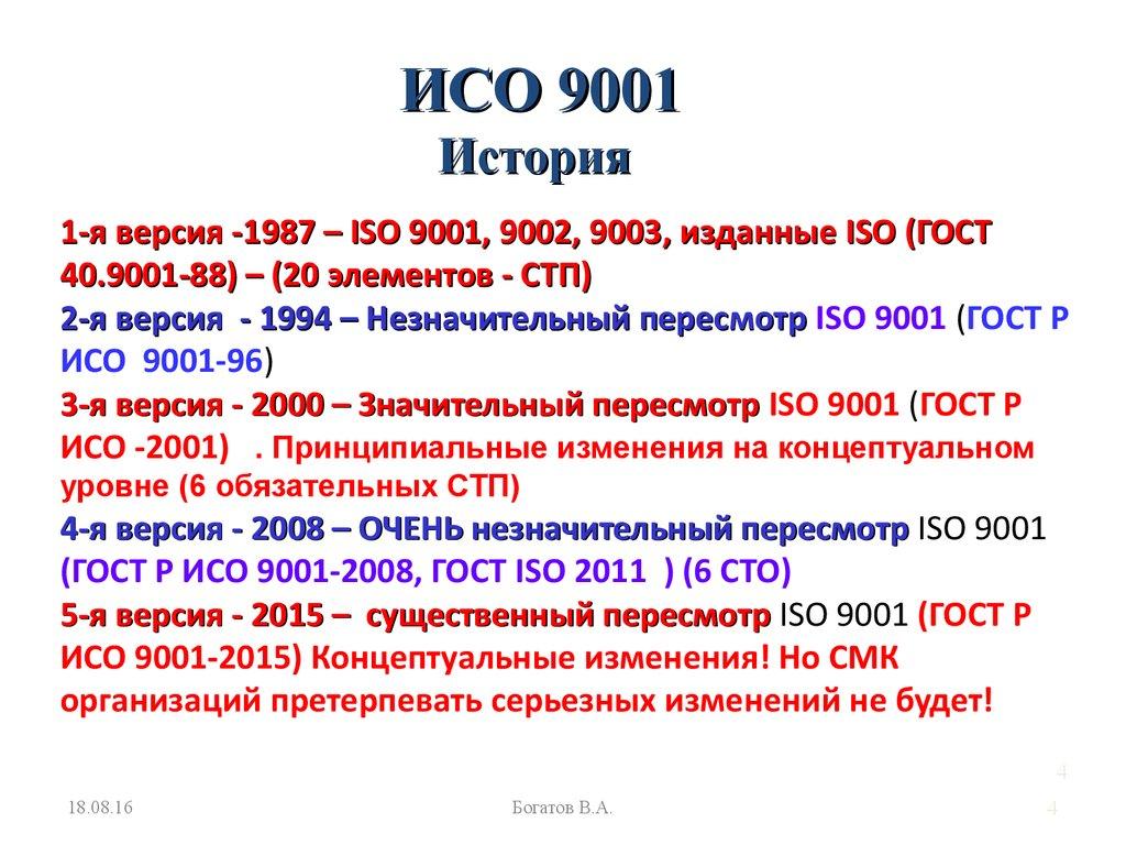 Международный стандарт качества исо 9001 сертификация изделий машиностроения