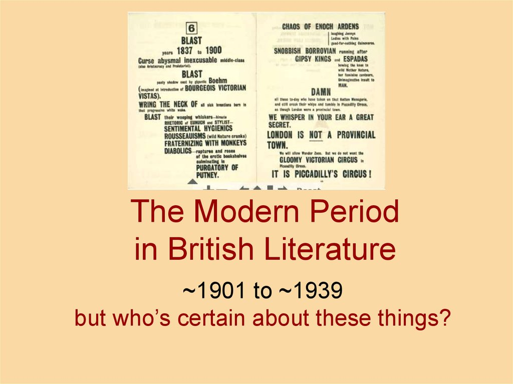 the role of british history in british literature essay