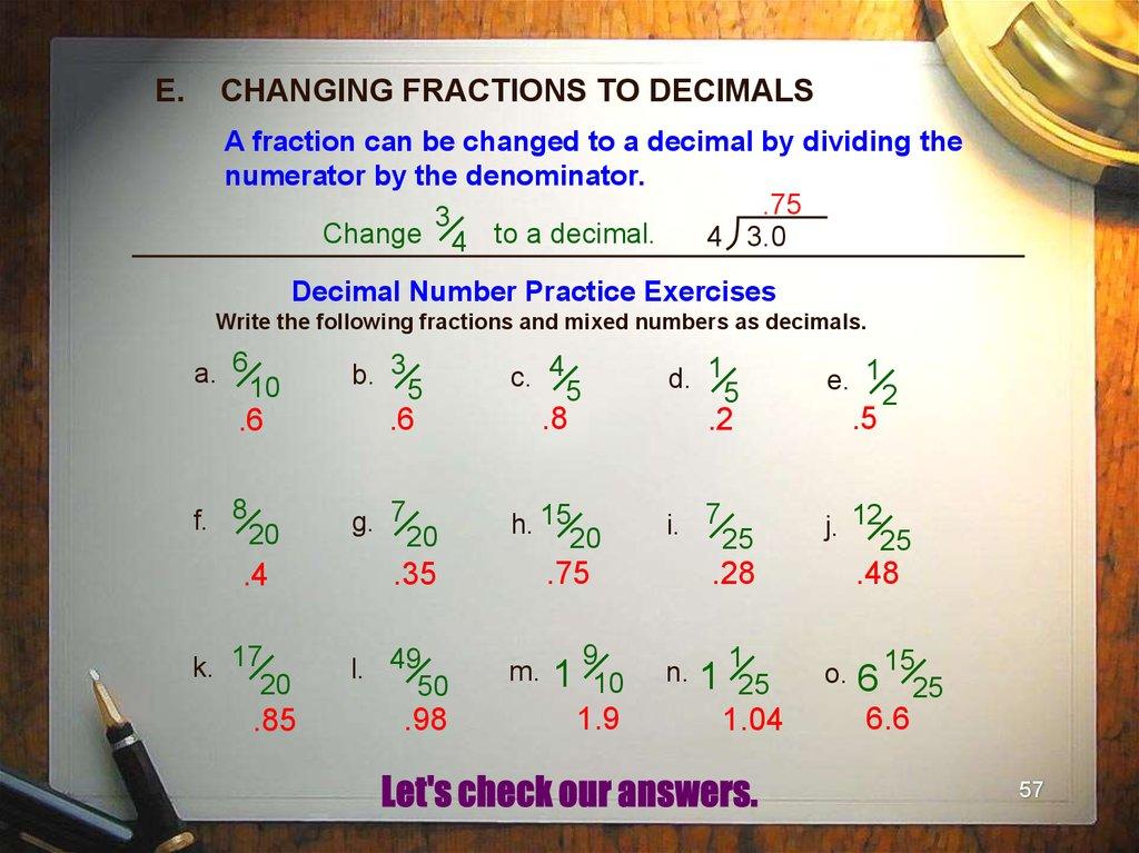 Basic Arithmetic Prezentaciya Onlajn