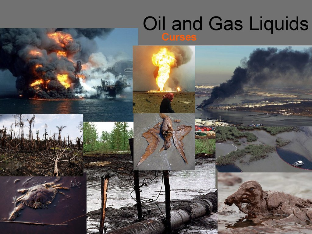 Oil and Gas Liquids