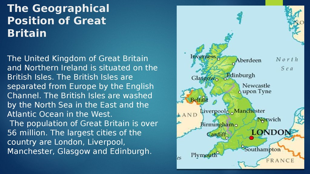 geography of great-britain essay
