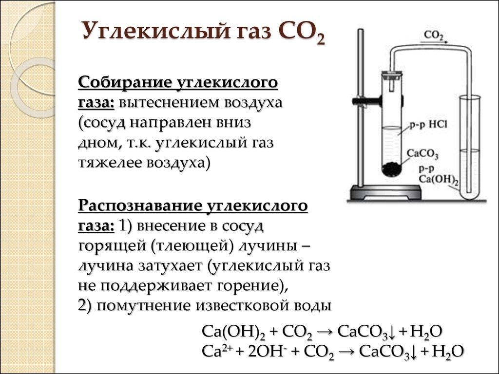газ гдз углекислый