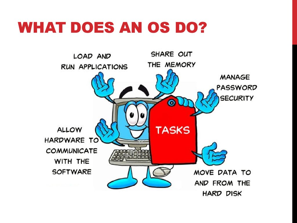 What is an OS