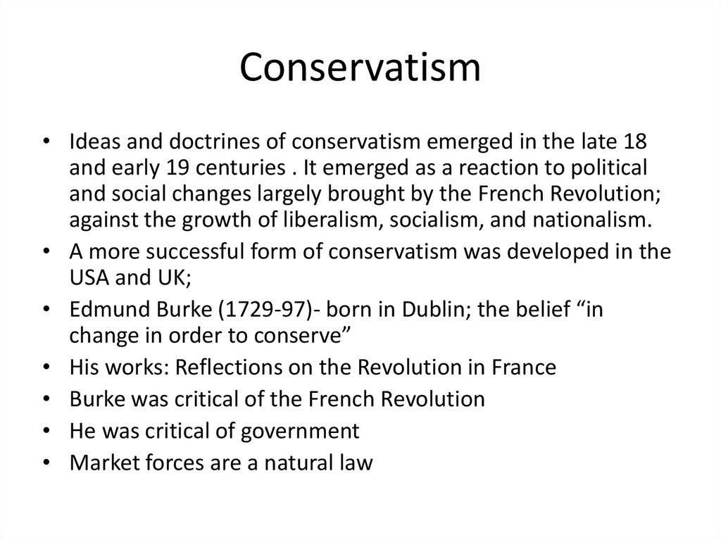 liberalism vs conservatism and the blurring of The progressive's plan is to replace our economic freedom with economic equality (capitalism vs socialism) they do this by: they do this by: redefining rights to be entitlements thereby justifying the redistribution of the private property of some for the benefit of others.