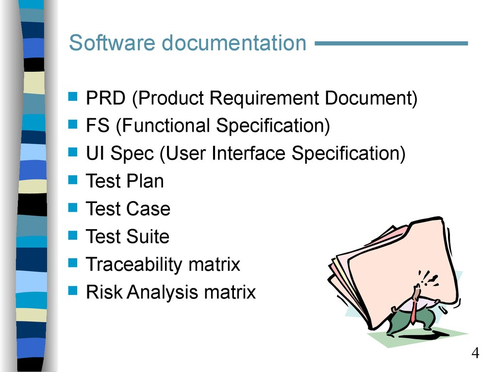 Software documentation