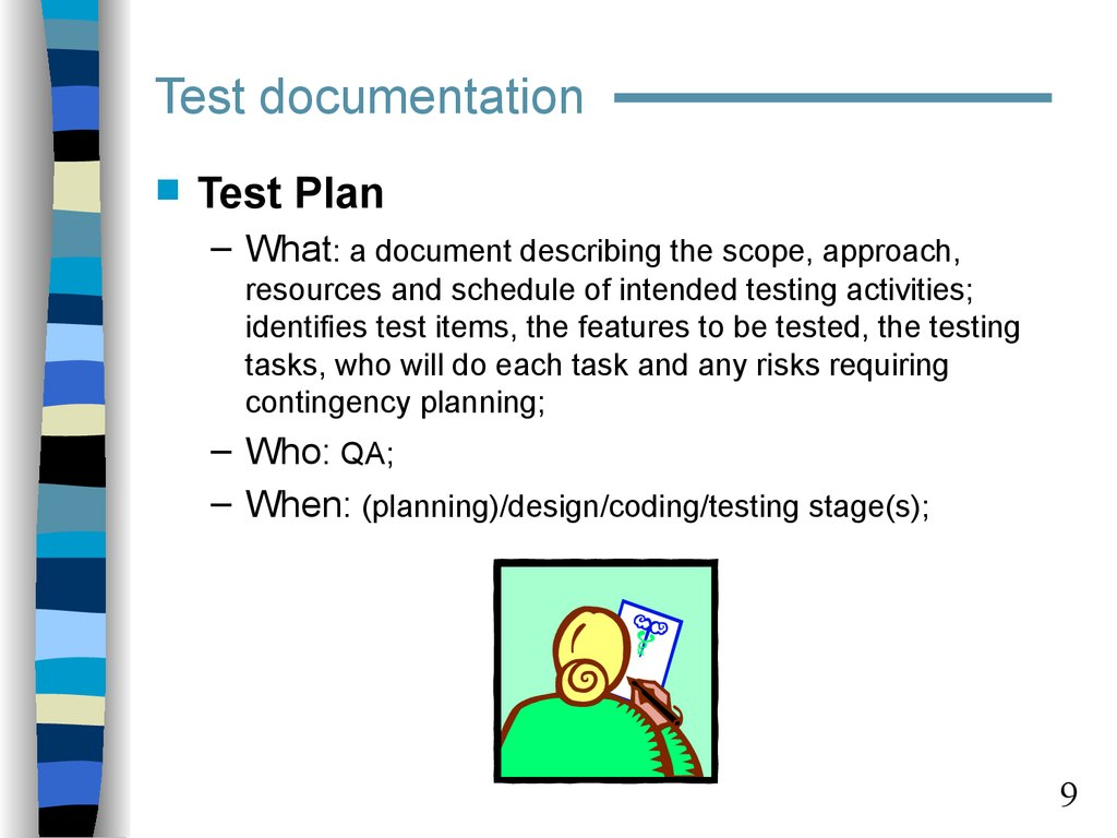 Test documentation