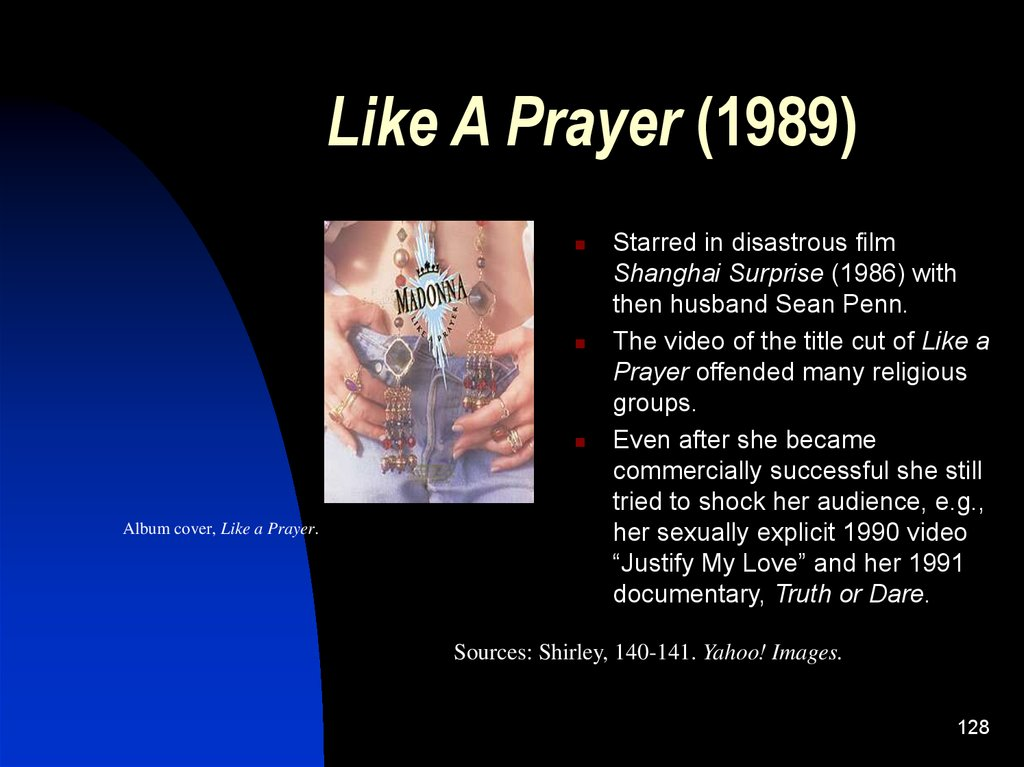 Like A Prayer (1989)