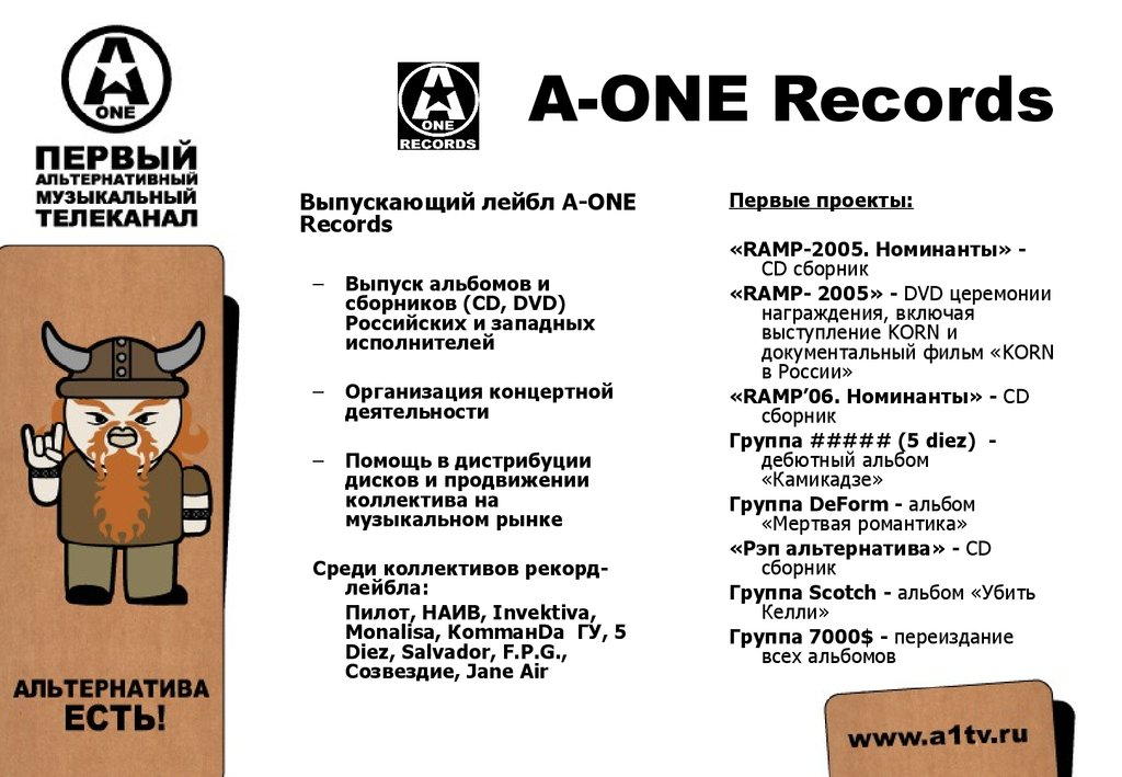 A-ONE Records