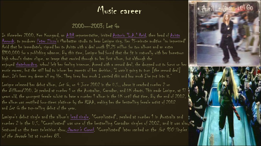 Music career