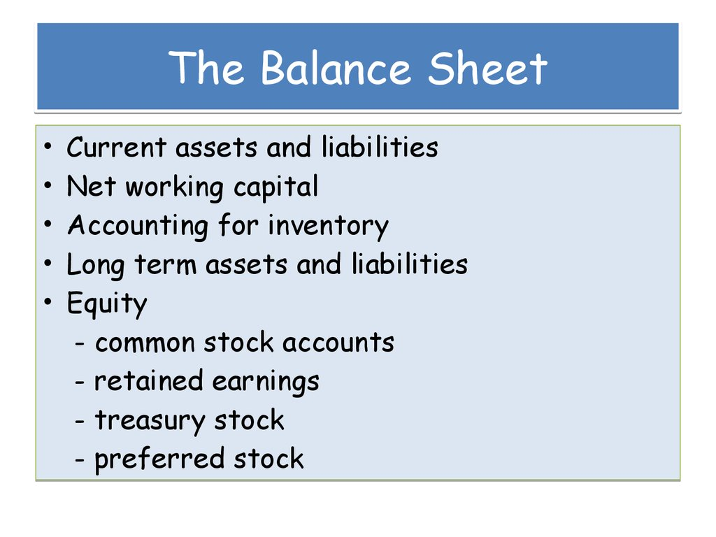 Principles of Business Finance  Lecture 2: Financial