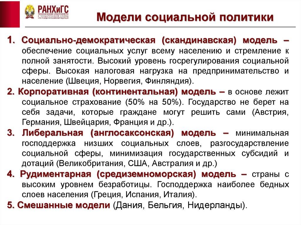 Модели социальной работы россии удаленная работа на дому девушкам