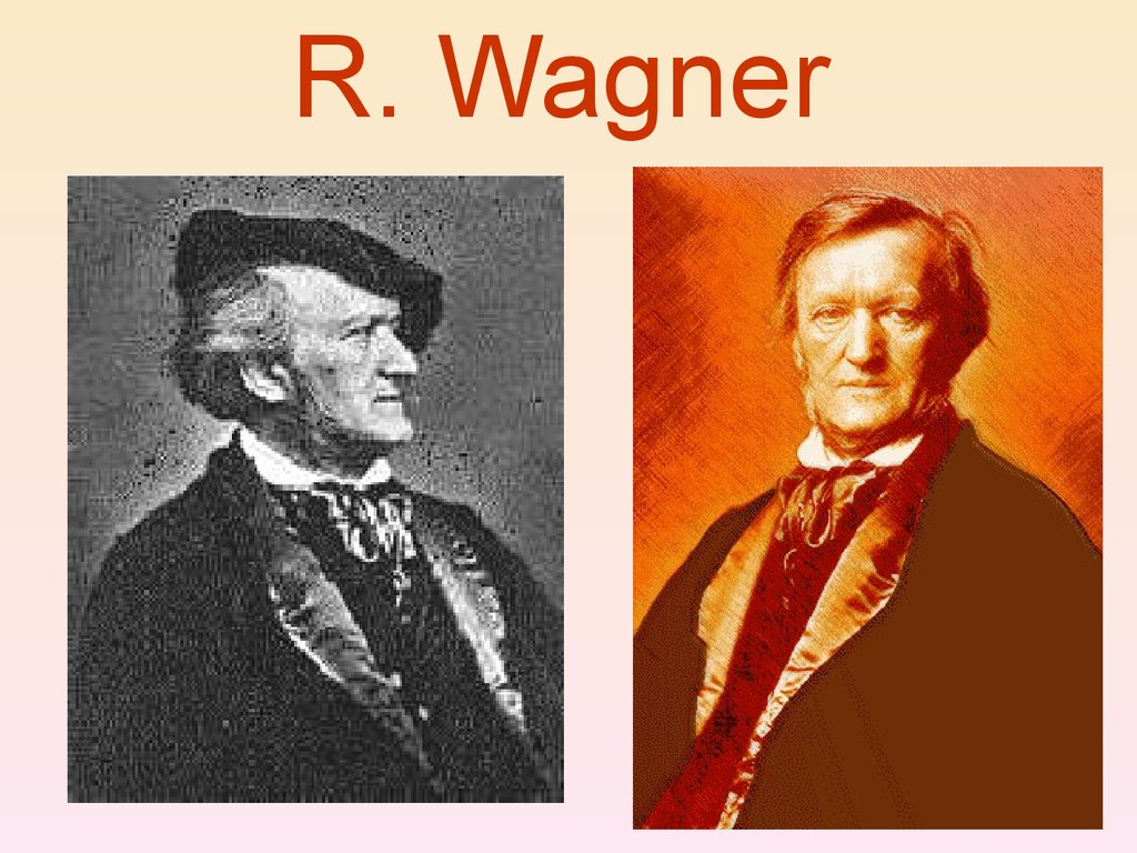 R. Wagner