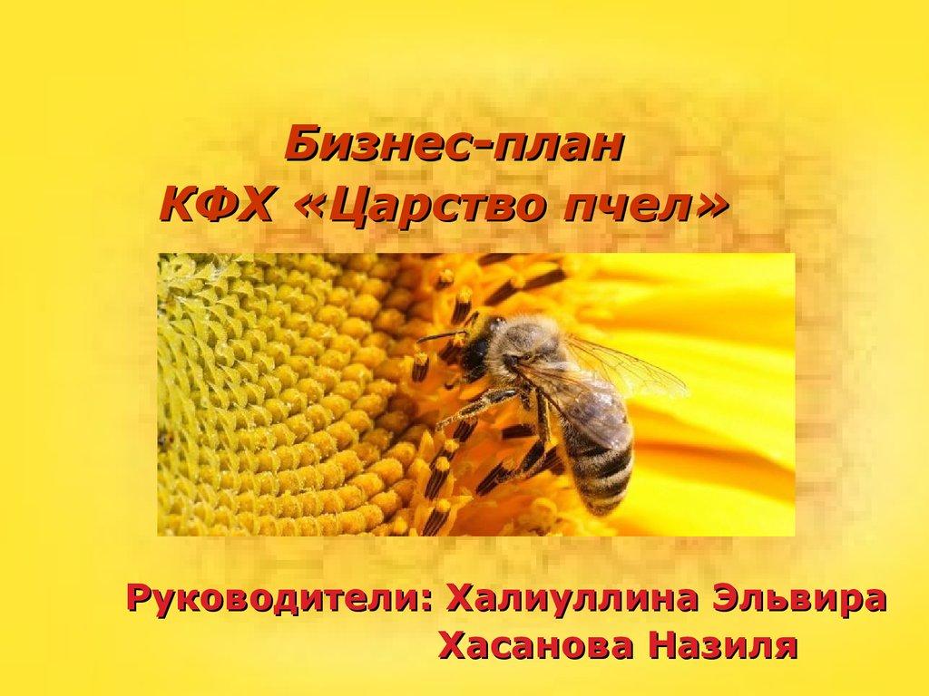 Кфх бизнес план пчеловодство дезинфекция как бизнес идея