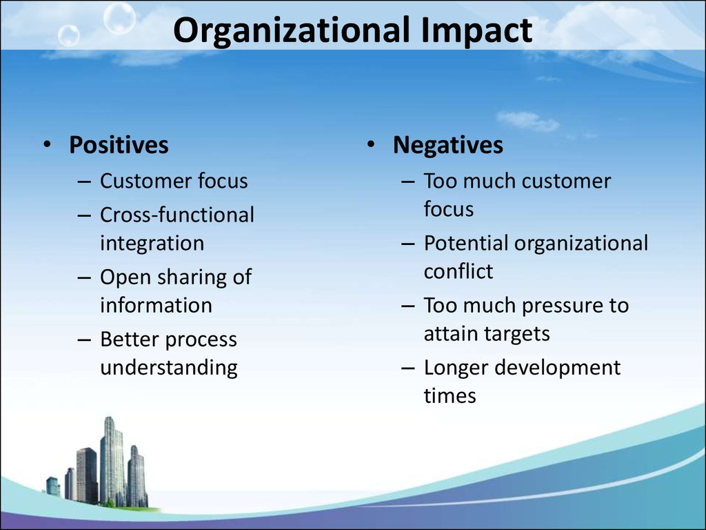 organizational impact paper 3 Organizational dynamics 8-31-2011 the environmental sustainability of paper richard smith environmental impact the paper industry has created as well as the.