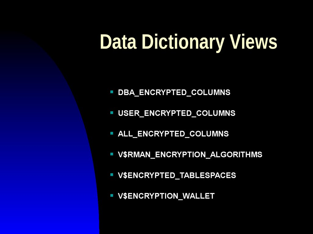 data dictionary in thesis I=i lfor locanaval postoraduate school monterey california 0,march 1985,f: , e'-ected j:un 2 185 0 -u ~thesis use and design of an active data dictionary for local validation of input data.